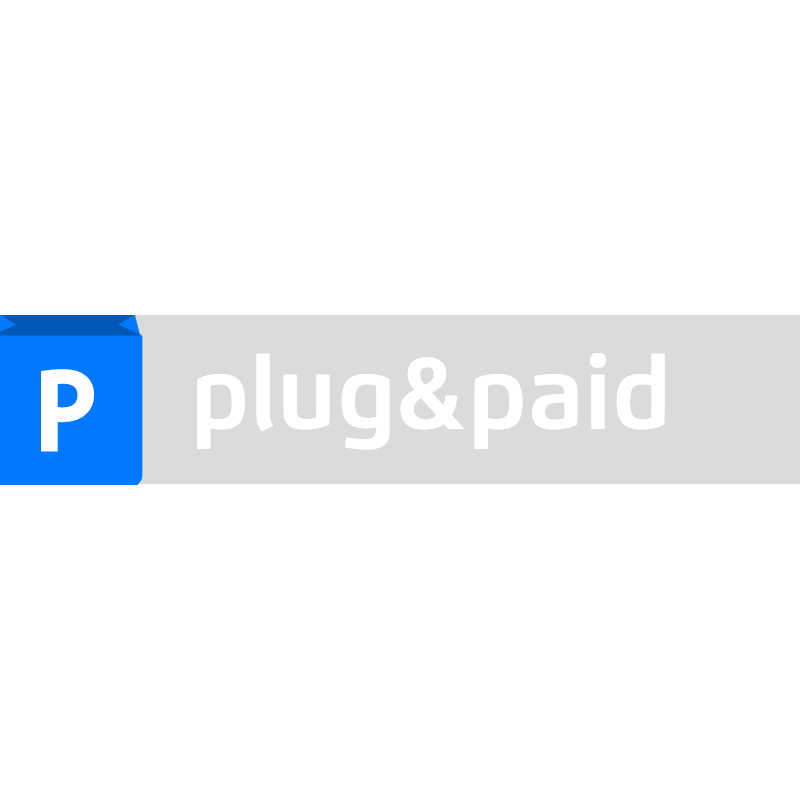plug and paid logo